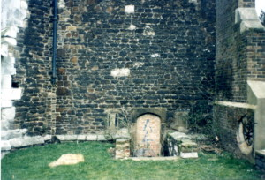 1_Crypt door bricked up in c.1970s